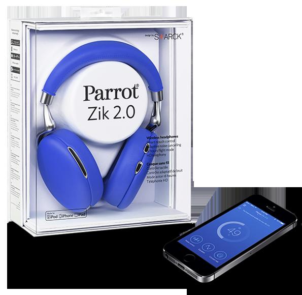 [TEST] : Parrot Zik 2.0