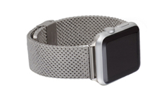 [TEST] : Bracelet Mesh SandBlasted de Wristouch pour Apple Watch
